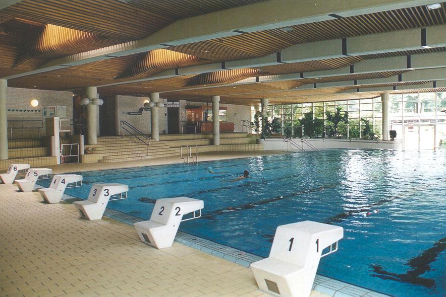 Schwimmen In Der Fitnessoase Parkbad