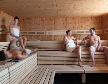 Gemischt sauna The Ultimate