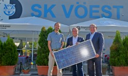 Photovoltaik SK Voest