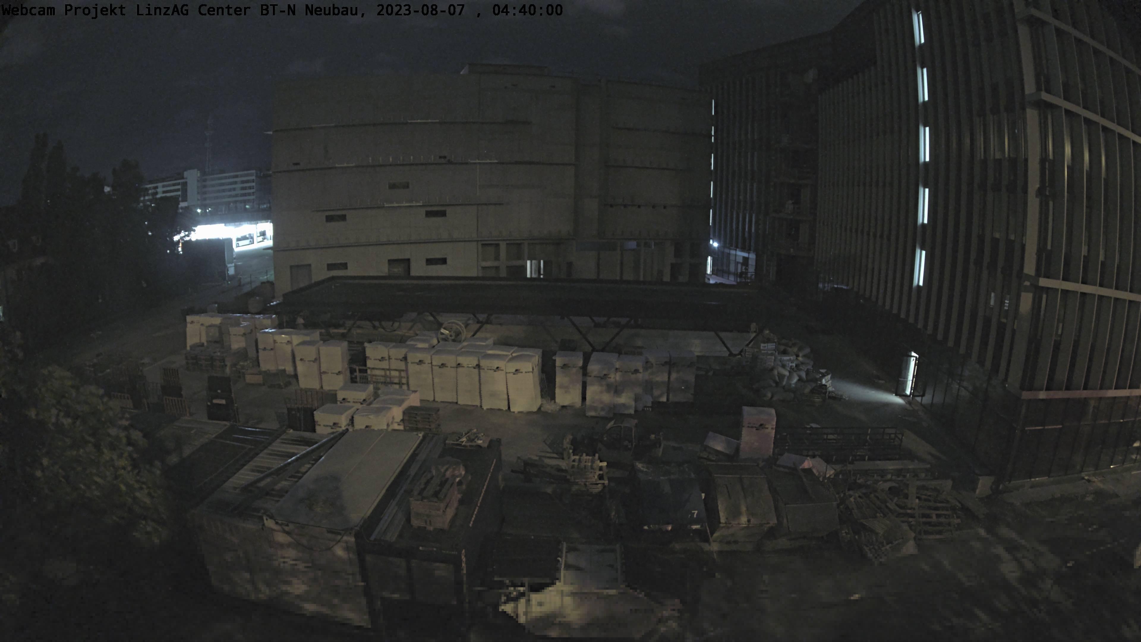 Webcam 'Bauteil N' Nord