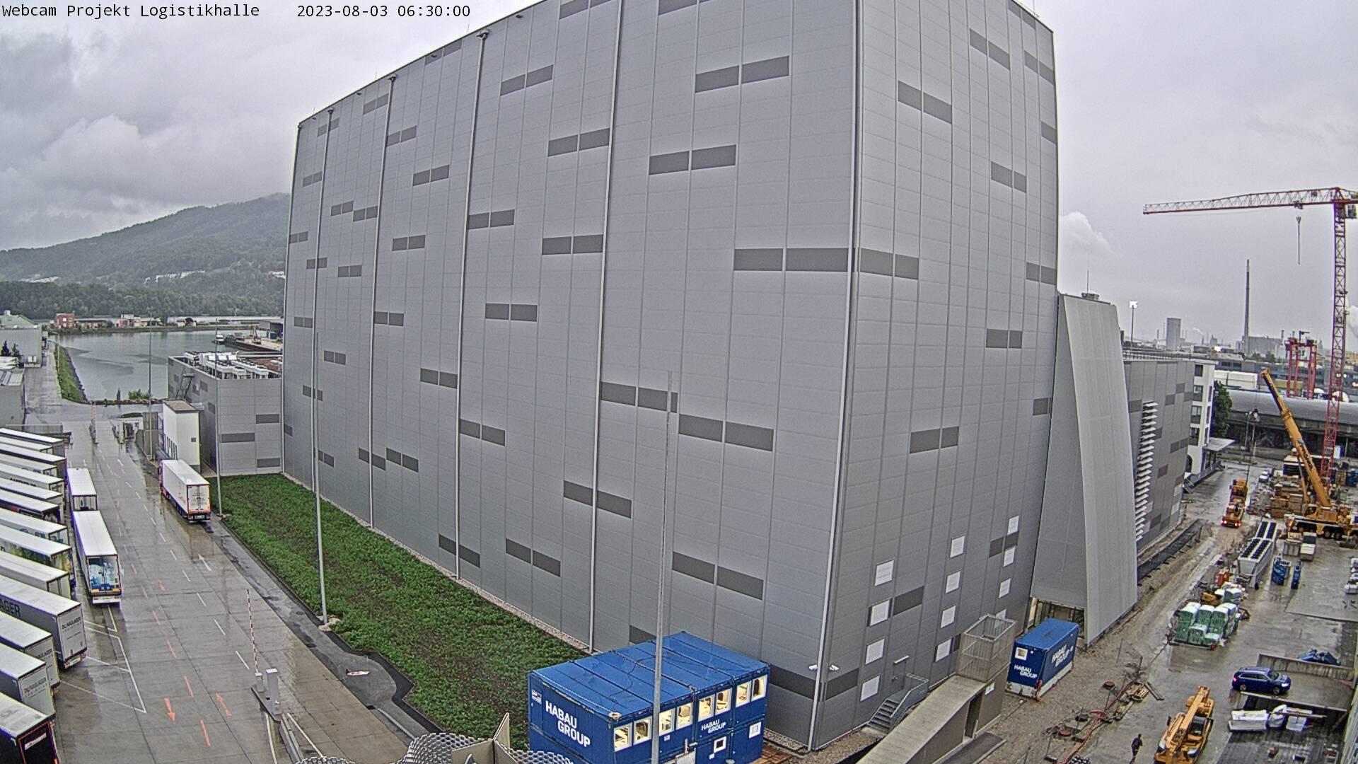 Webcam 'Projekt Neuland'